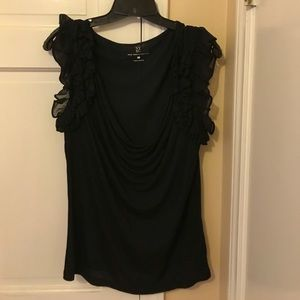 New York and Company scoop neck top